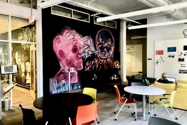 creative office space ideas