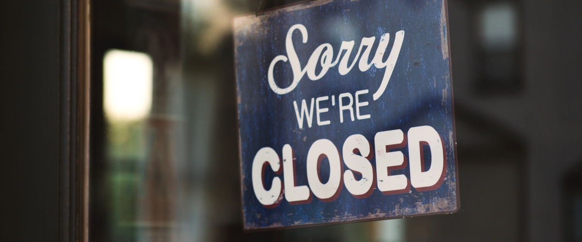 store closed in the retail apocalypse